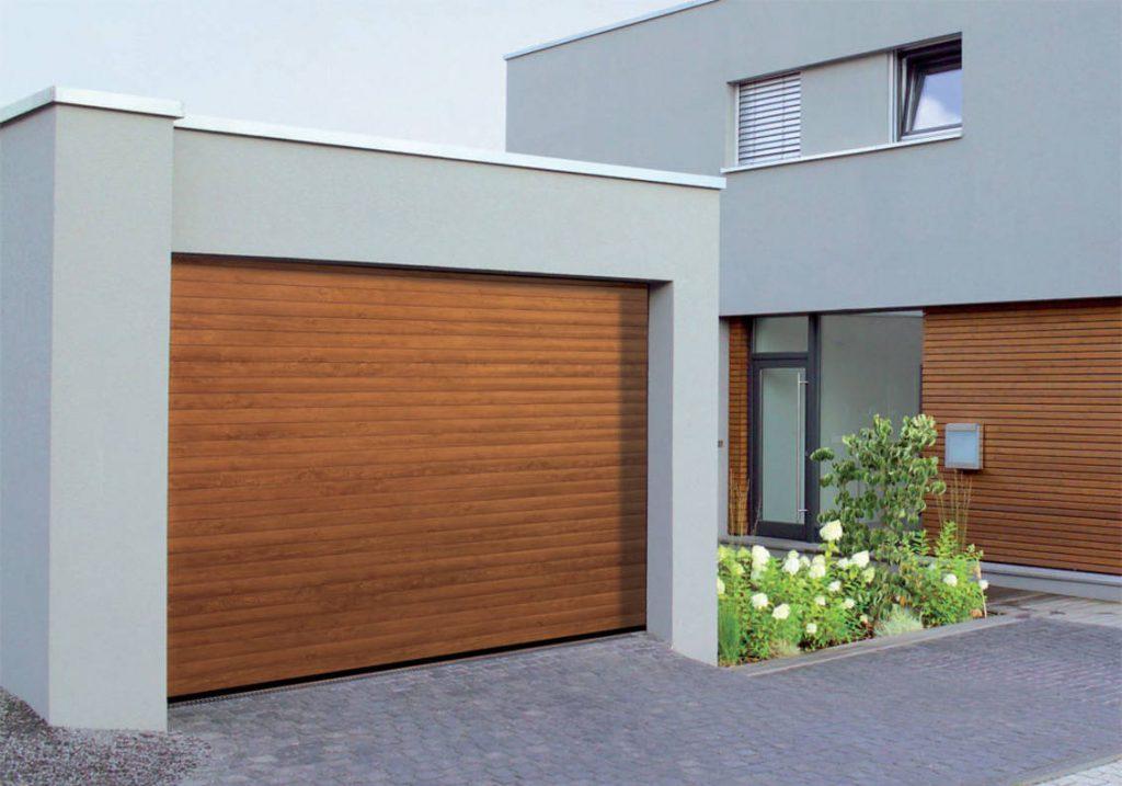 Höhrmann Garage Garagentor