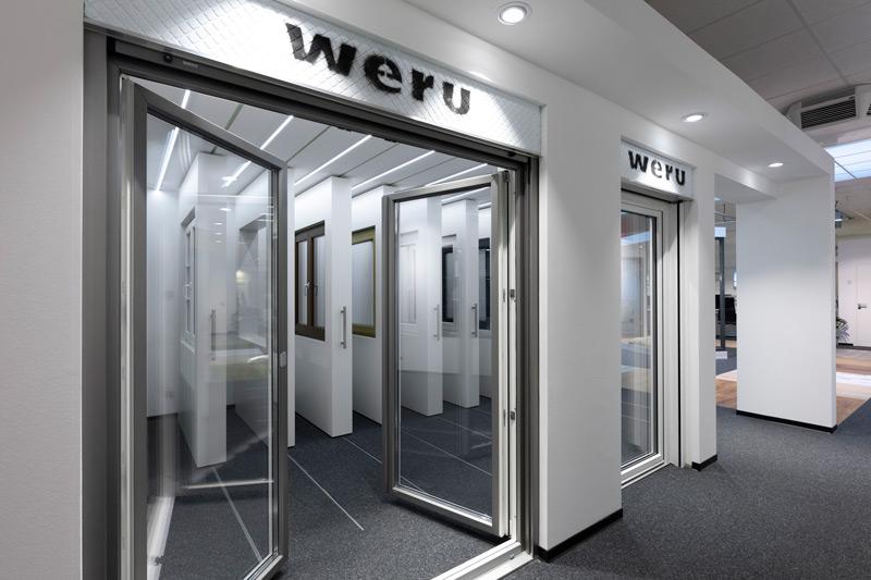 Hamann Fenster Ausstellung WERU