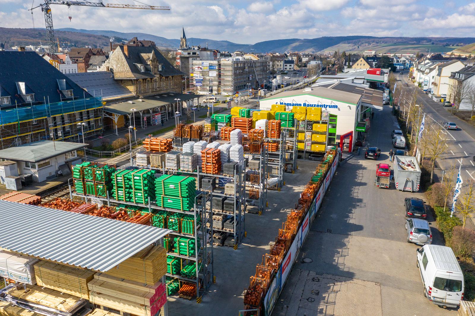 Bad Neuenahr Hamann Bauzentrum