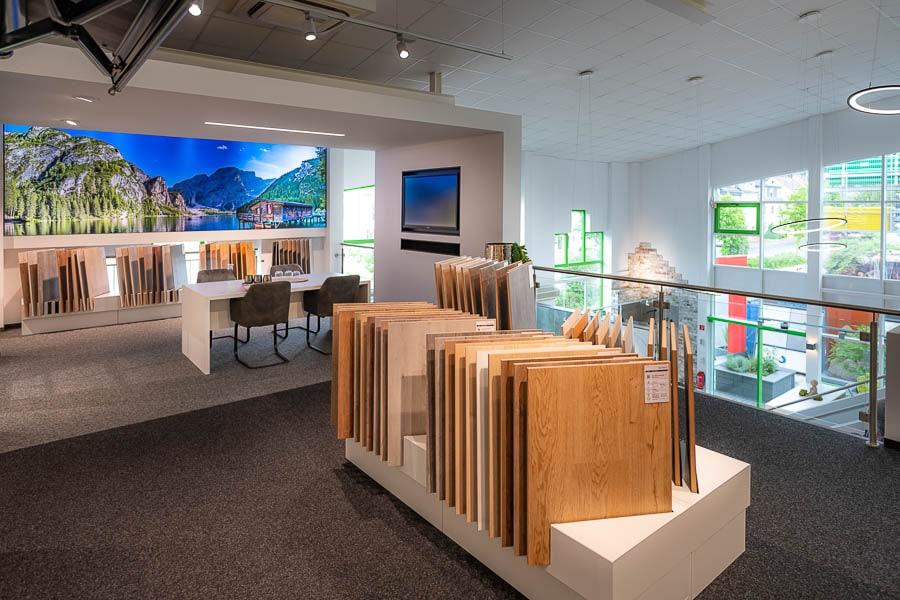Hamann Bad Neuenahr 3-2 -Ausstellung Bodenbelag